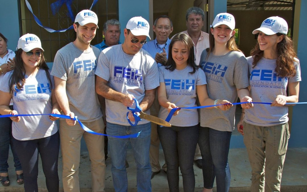 Inaugural Ribbon Cutting Event in Honduras