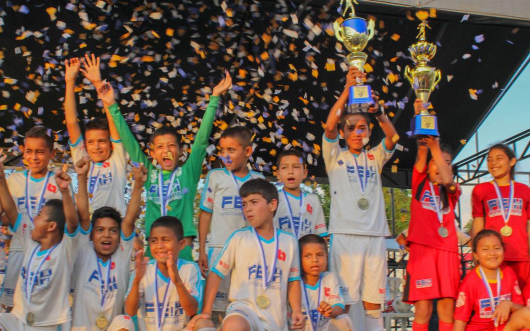 3rd Annual Copa FEIH