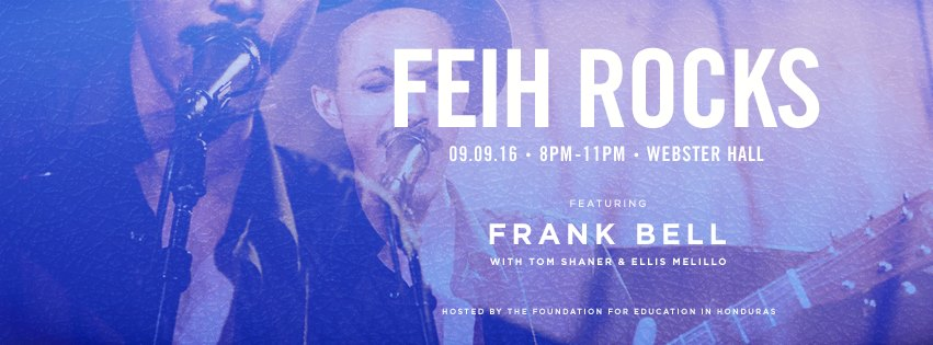 FEIH Rocks at Webster Hall